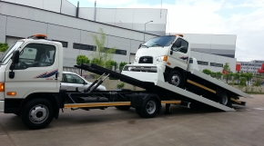 Recovery Vehicle & Hydraulic Eqp. Set
